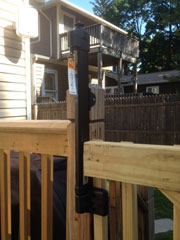 Pool gate lock installed Verona, NJ